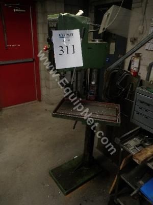 H.M. Production Model MDW 3000 Drill Press