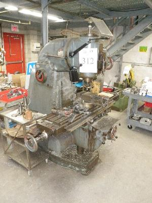 SAJO Model VF-54P Milling Machine