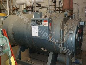 Nappanee Gas Fired Boiler