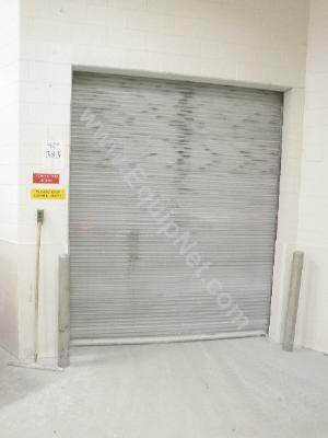 Electric Metal Overhead Rolldown Door
