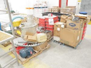 Lot of Misc. Spare Parts