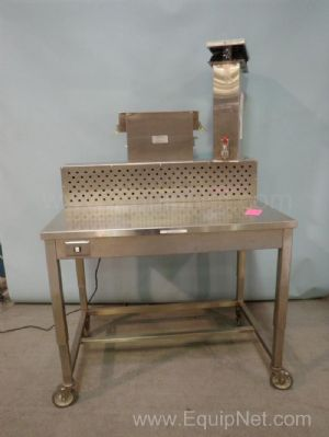 TBJ Inc Backdraft 31-4880 series work bench