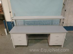 Lot of 3 Lab Work Benches