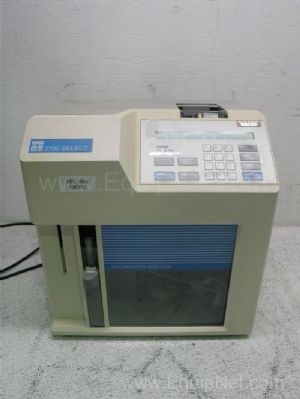 YSI 2700 Select Biochemistry Analyzer