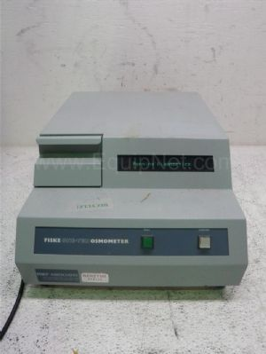 Fiske One-Ten Osmometer