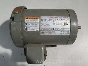 US Motors E0168 Electric Motor 1HP