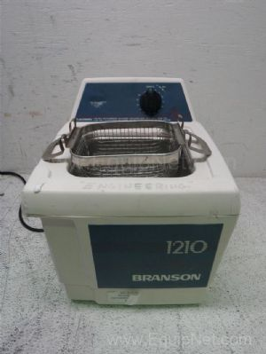 Branson 1210 Sonication Water Bath