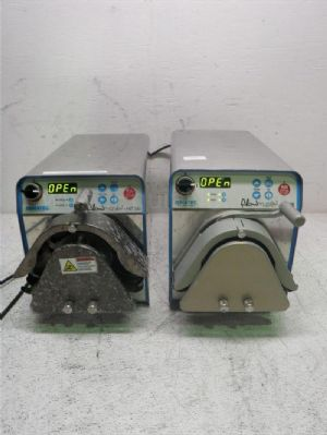 Lot of 2 Ismatec FMT300 Flowmaster Peristaltic Pumps