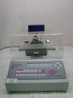 Stratagene Robocycler Gradient 96 Thermocycler
