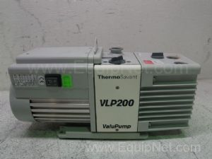 Thermo Savant Valupump VLP200 Pump