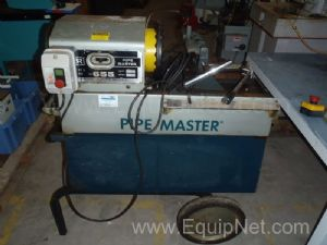 Oster Pipemaster Model 655 Mobile Electric Pipe Bolt Threading Machine