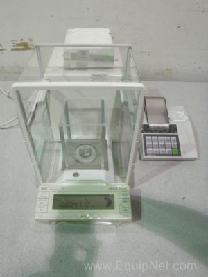 Mettler Toledo AT20 Analytical Balance