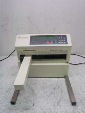 Advantec SF2120 Microcomputer Controlled Fraction Computer