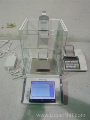 Mettler Toledo XP205 Analytical Balance