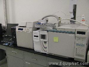 Agilent 6890N GC w/5975 & G1888 Network Headspace Sampler