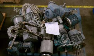 Lot of Misc motors and assorted parts