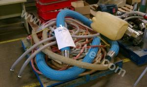 Pallet of Assorted Flexible Piping