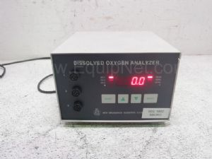 New Brunswick Scientific Dissolved Oxygen Analyzer