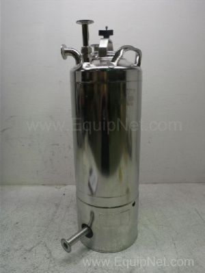 Alloy Products Corp 3.5 Gallon Stainless Steel Tank