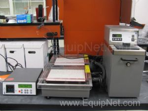 General Electric EPS 3501 XL Electrophoresis System