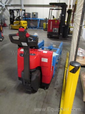 Raymond 101T-F-45L Electric Pallet Jack with Multi-Shift Battery Jack