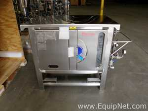 Unused Thermo Scientific 500 Liter Stainless Steel Jacketed Single Use Bioprocess Bag Holder