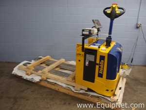 Stocklin Logistik AG RPW EL-6-6100CE Electric Pallet Jack With Scale