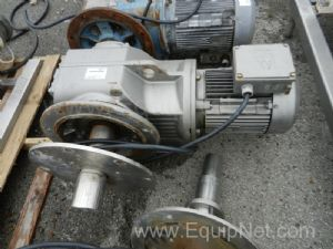 SEW 10 HP Top Mount Agitator Drive And Gearbox