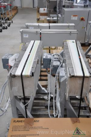 Lot of 4 Transfer Conveyors