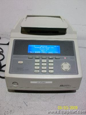 Applied Biosystems GeneAmp 9700 PCR Ssytem