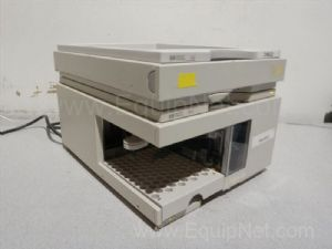 HP 11000 Series Autosampler with Solvent Tray