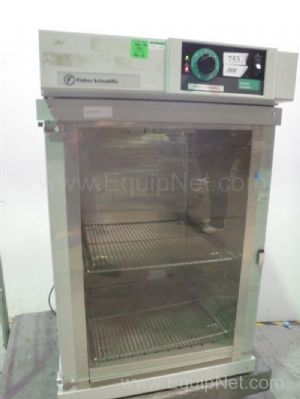 Fisher Scientific  550D Isotemp Laboratory Benchtop Incubator