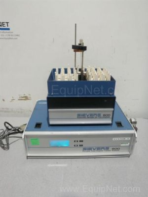 Sievers TOC800 Portable Total Organic Carbon Analyzer with Autosampler