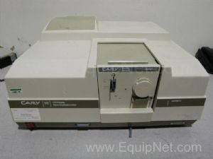 Varian CARY 3E UV-Visible Spectrophotometer