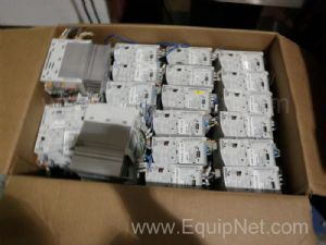 Lot of 47 Lenze 8200 Vector Frequency Inverters