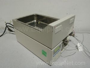 Shimadzu LC-10ADvp Solvent Pump with Solvent Tray