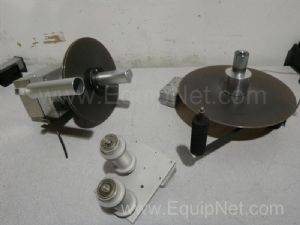 Lot of Assorted Collamat Labeller Components