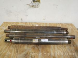 Lot of 4 Catching Eng. 2088 Linear Act Cylinders