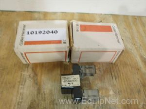 Lot of 3 Cutler Hammer C350BA21 Fuse Blocks