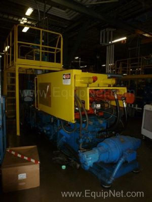 Reed Injection Molding System Model 200 TES 200 Ton