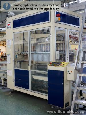 Cermex Twin case packing machine