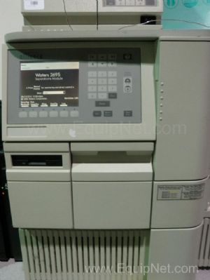 Waters Alliance 2690 HPLC System with 2487 Absorbance Detector