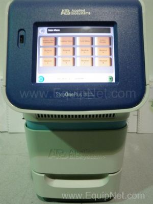 Applied Biosystems StepOne-plus Real-Time PCR System