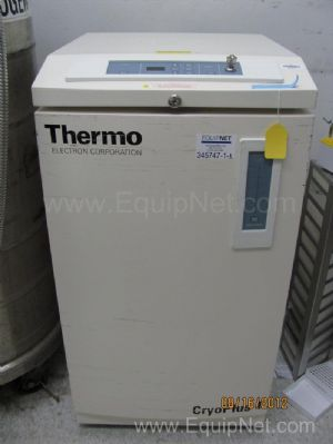 ThermoForma 7400 CryoPlus I Liquid Nitrogen Freezer
