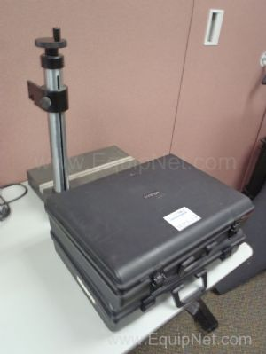 One Lot of Two Mitutoyo SJ-400 Surface Roughness Testers with Stand