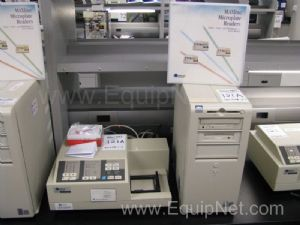 Molecular Device Vmax Kinetic Microplate Reader