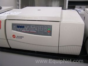 Beckman Coulter Allegra X-12 Benchtop Centrifuge