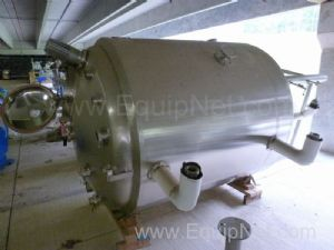 DCI Inc. 2000 Liter Jacketed Pressure Vessel