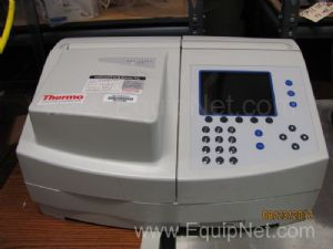 Thermo Nicolet Evolution 100 UV/Vis Spectrophotometer