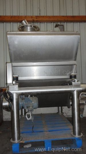 Pacovske Strojirny 750 Litre capacity Cereals and Liquids Stainless steel Mixer